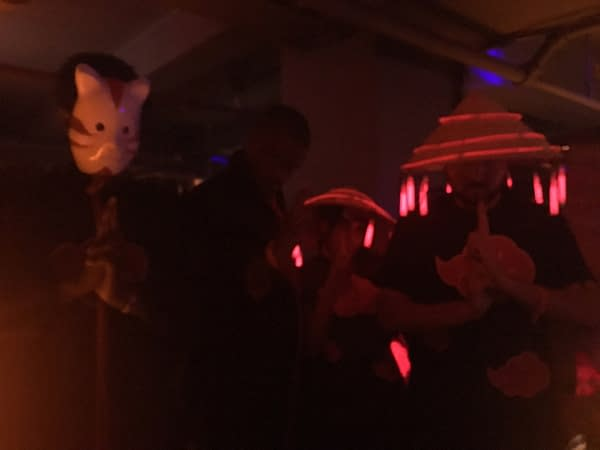 The Senpai Project NYCC Afterparty: Toonami Vs. Adult Swim