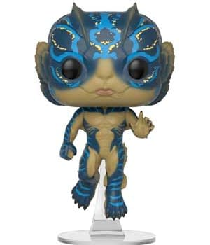 Shape of Water funko