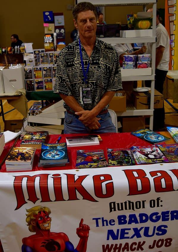 1 Mike Baron