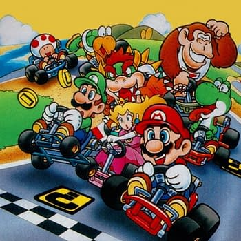 Watch A Neural Network Play Mario Kart By Itself