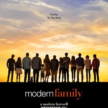 Modern Family Wraps Up Last Season and Party