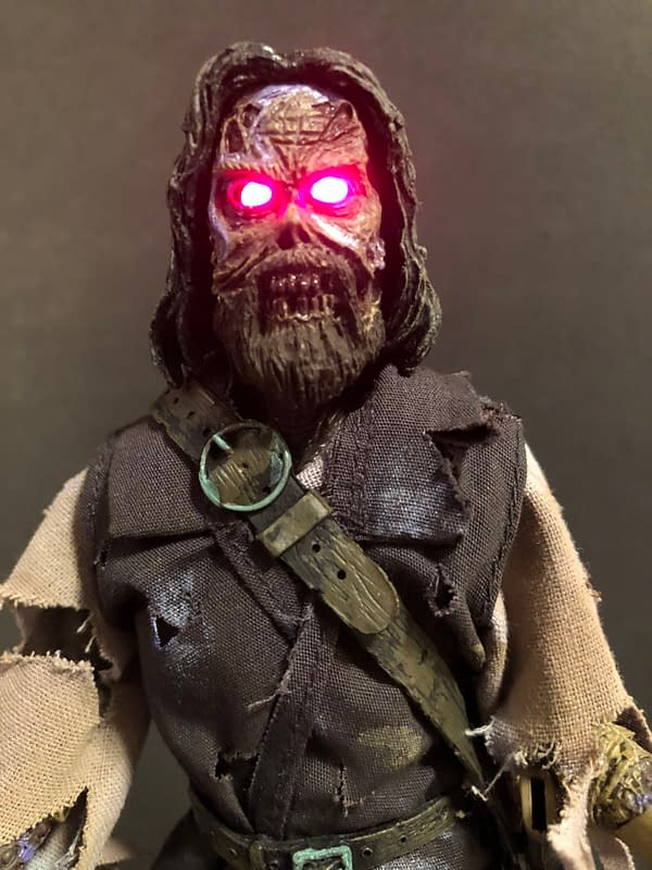 NECA The Fog Captain Blake Figure 4