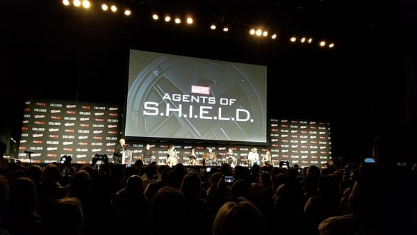 Live Blog – Marvel's Agents Of SHIELD NYCC Panel