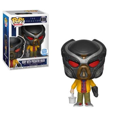 Funko Predator Rory in Mask