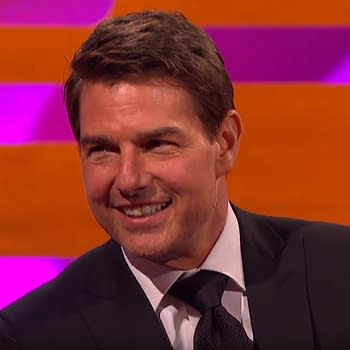 Tom Cruise Shows Slow-Motion Footage of His Mission: Impossible – Fallout Accident