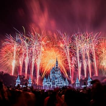 disney park magic