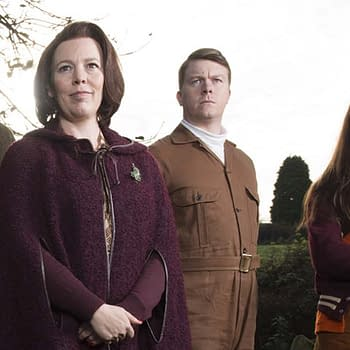 Flowers: The Weird Twisted Gothic British Sitcom You Need in Your Life [REVIEW]