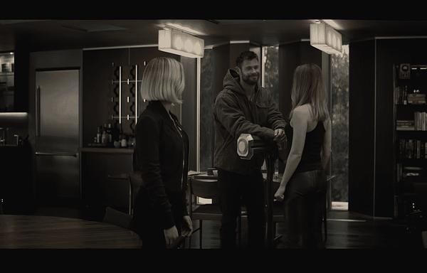 Okay But [SPOILER] Meeting Thor in New 'Avengers: Endgame' Trailer!