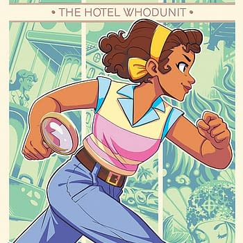 Goldie Vance: The Hotel Whodunnit: An Excerpt of the Novel and Two Pages from the Comic [Preview]