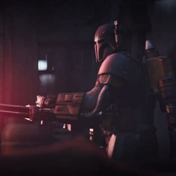 The Mandalorian Image Courtesy Disney/Lucasfilm