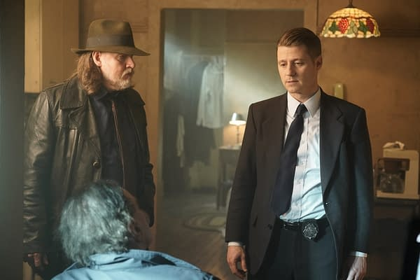 "'Gotham' Season 5, Episode 8 Proves ""Nothing's Shocking""  (SPOILER REVIEW)"