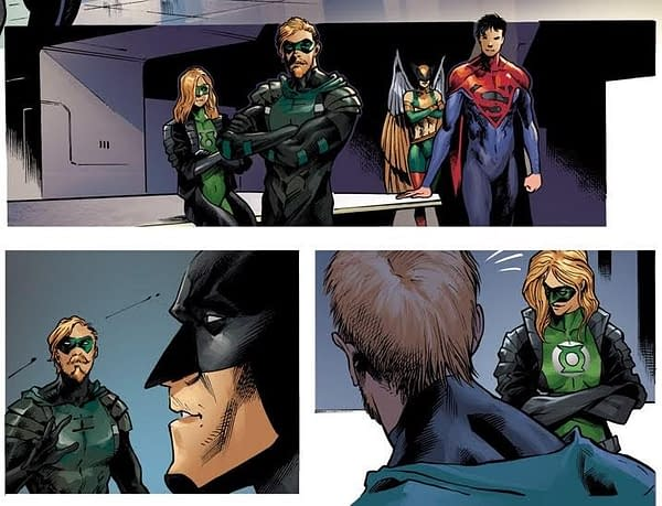 Damian Wayne as Batman? Jonathan Kent as Superman? Tom Taylor Does His Own 5G With DCeased II
