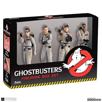 Ghostbusters Reunite Once Again with Eaglemoss Box Set