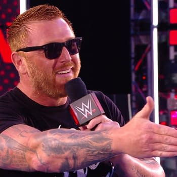 WWE Raw 7/6/20 Part 1 - The Self-Destruction of Heath Slater (Image: WWE)