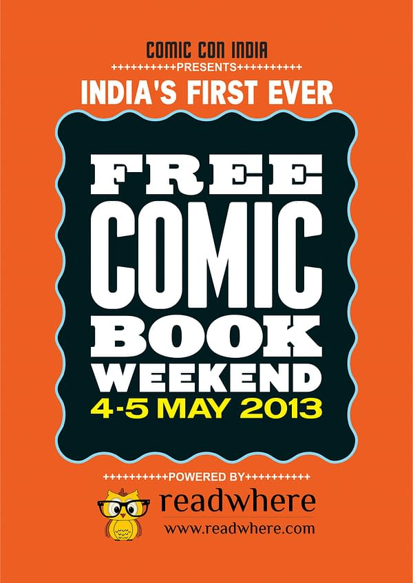 Free Comic book Weekend