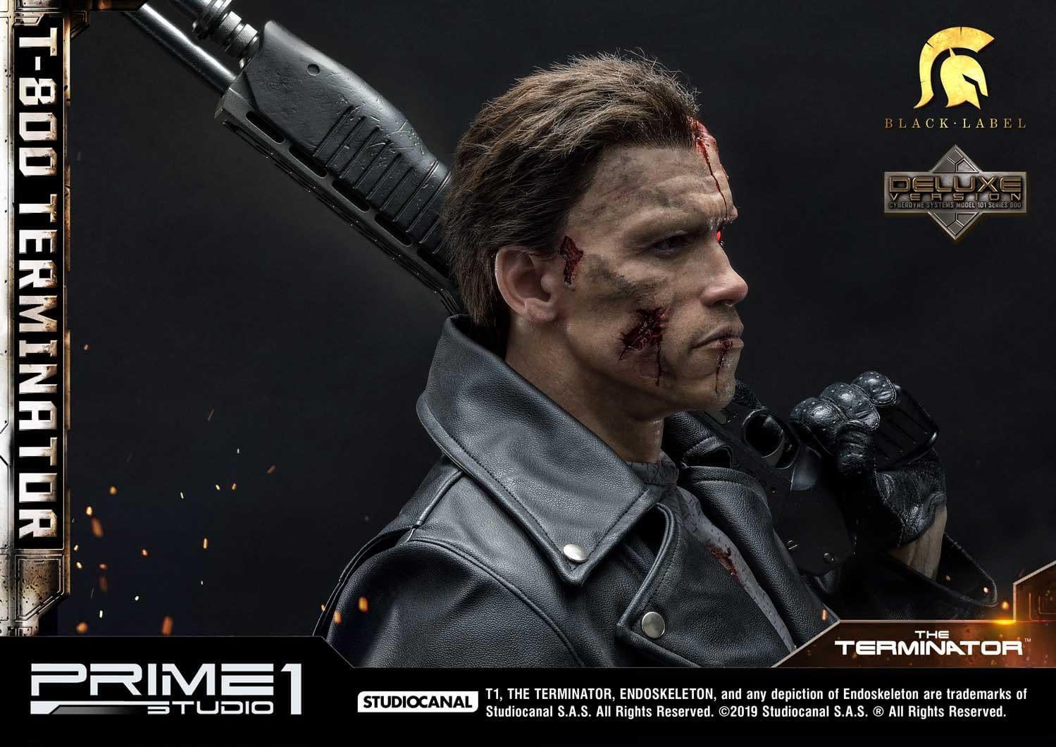 Terminator Has Returned to 1984 in New Prime 1 Studio Statue