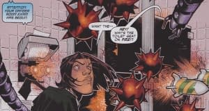 Top Five Favourite Panels From Wolverine And The X-Men #1