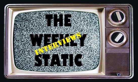 The Weekly Static: Interviews E01: Ring Of Honor Wrestling's Jay Lethal