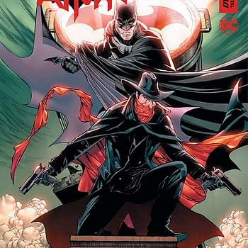 The Shadow Batman #2 Review: Whiskey And Warfare