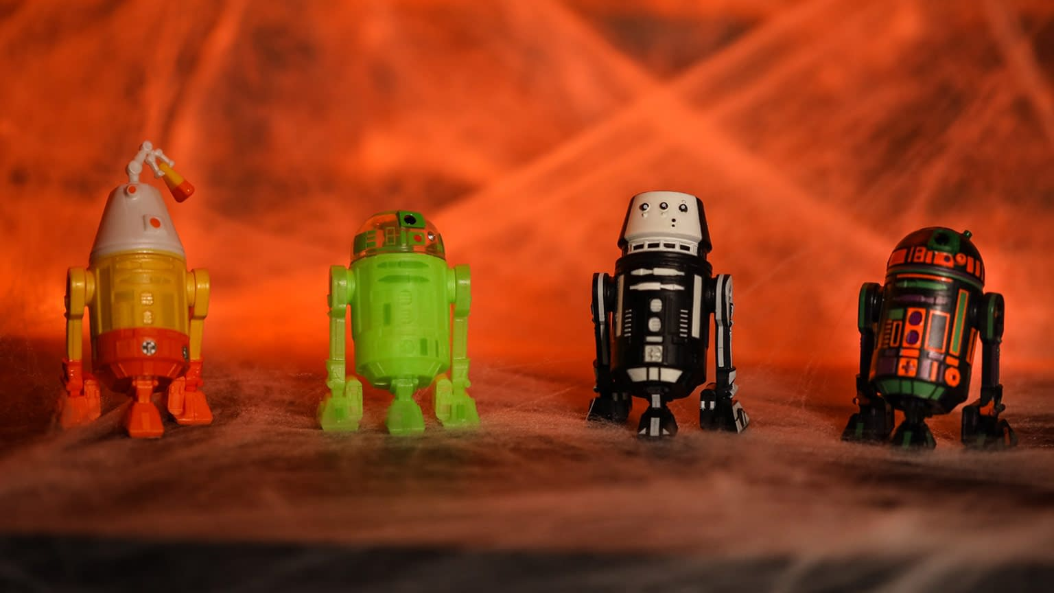 Star Wars Droids Get Spooky in New Disney Park Exclusives