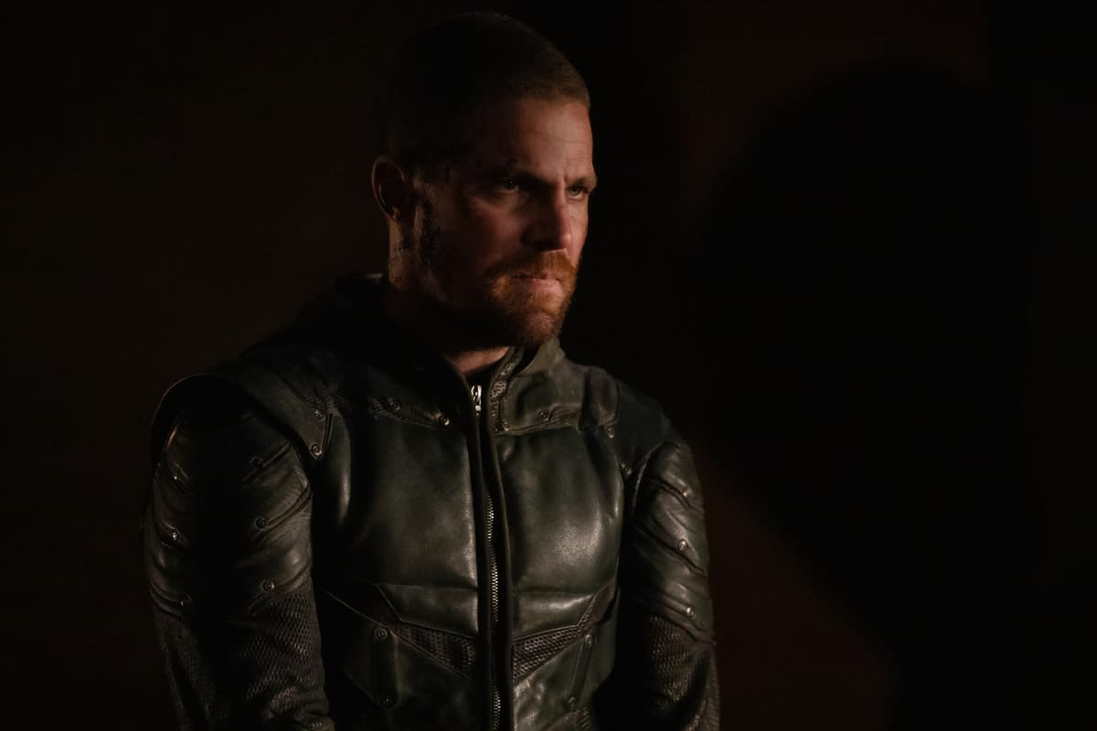 'Arrow' Season 7, Episode 21