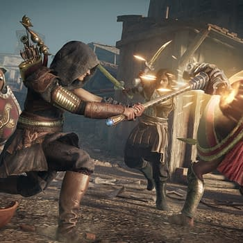 Assassins Creed Odyssey Release Final Episode of Legacy of the First Blade