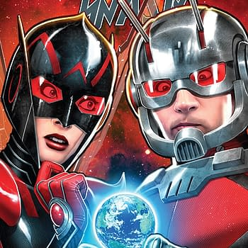 Ant-Man and the Wasp #5 Review: A Solid if Unexciting Finale