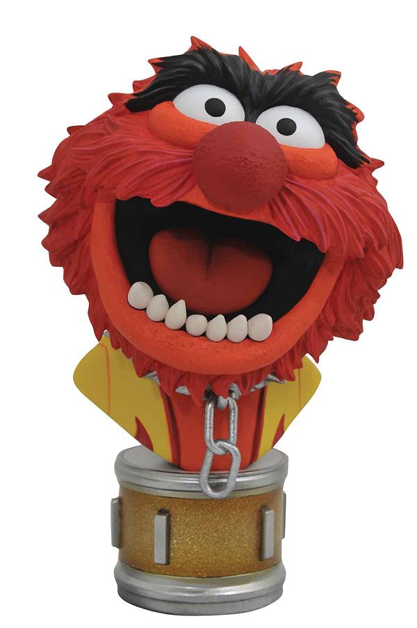 Muppets Animal Bust Diamond Select Toys