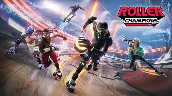 "We Tried Out Ubisoft's Latest Game ""Roller Champions"" During E3"