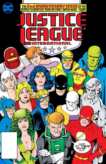 JLI Book Two ,one of many DC Big Books in 2020 and 2021