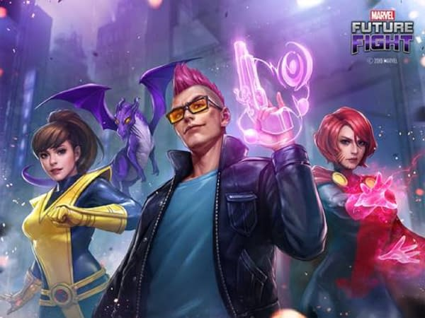 "The X-Men Phoenix Five Come To ""Marvel Future Fight"""