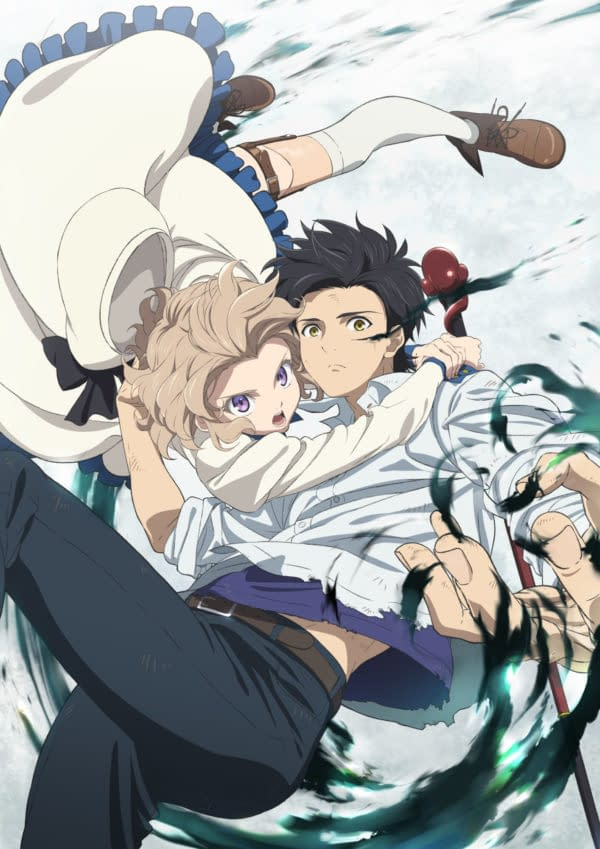 Crunchyroll Announces New Additions to Summer Roster