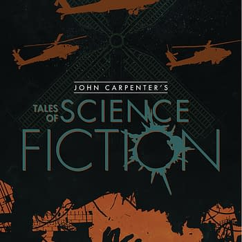 Next Chapter of John Carpenters Tales of Sci-Fi: Storm King Productions June 2018 Solicits
