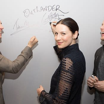 Outlander Stars Talk Season 3 Ahead of Sundays Premiere