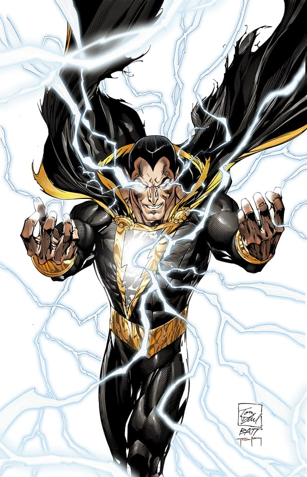 What's Going on With The Rock's 'Black Adam' Movie?