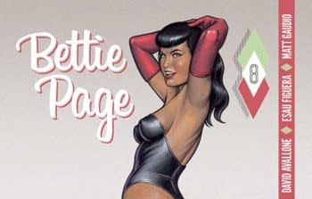 Writers Commentary: David Avallone Talks the Final Issue of Bettie Page