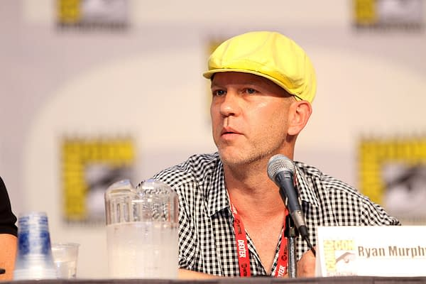 Ryan Murphy at Comic-Con International
