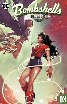 Ch-Ch-Changes For Bombshells United, Star Wars And X-Men