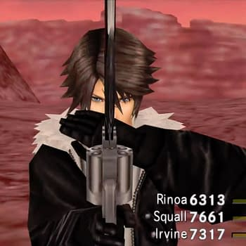 "Square Enix: ""Final Fantasy VIII"" Gets Remastered Release"