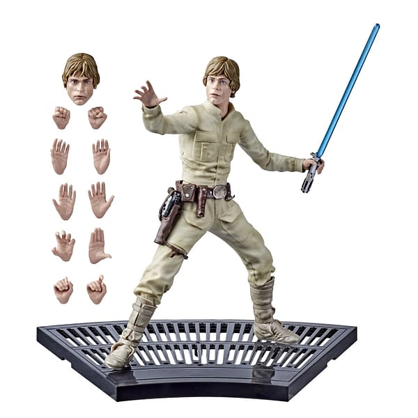 Star Wars The Black Series Luke Skywalker from Hasbro