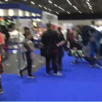 From One Side of MCM London Comic Con October 2019 to the Other... (VIDEO)