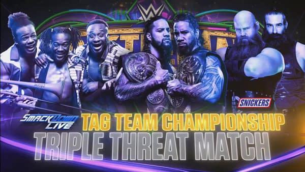 WrestleMania 34: Bleeding Cool's Official Predictions
