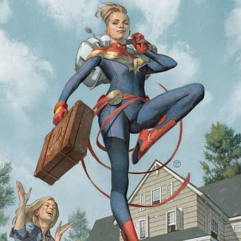 The Life of Captain Marvel #1 Review: A Heartfelt Look at Carol Danverss Youth