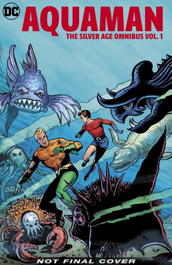 DC Comics Cancels Aquaman Omnibus, Super Friends and Steve Englehart Collections Orders