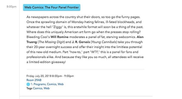 What It's Like to Moderate a San Diego Comic-Con Panel for the First Time