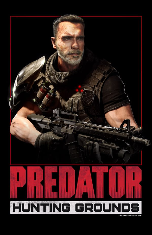 You ain't got time to bleed with Dutch in Predator: Hunting Grounds, courtesy of IllFonic.