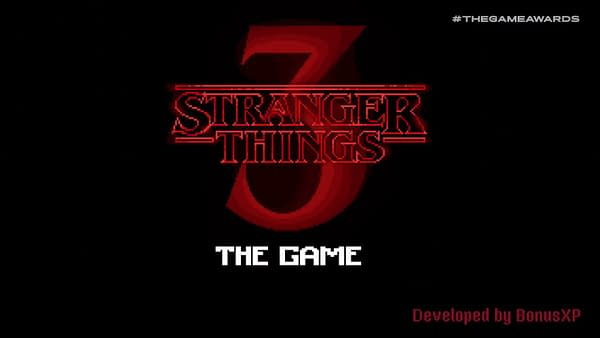 Stranger Things 3 The Game Trailer (TGA 2018)