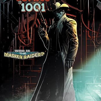 The Sneakiest of Peeks Ahead at Marvel Comics #1001