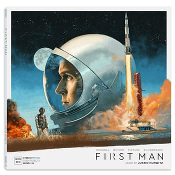 Mondo Vinyl First Man Soundtrack 1