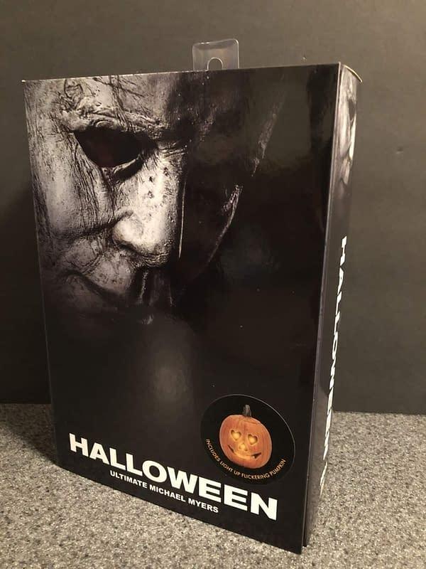 NECA Halloween 2018 Michael Myers 1